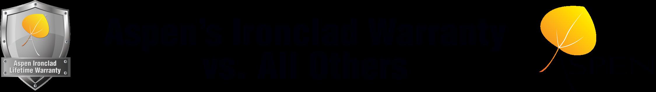 Aspen warranty Logo, Aspen Logo