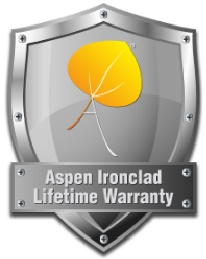 Ironclad Lifetime Warranty Aspen Contracting